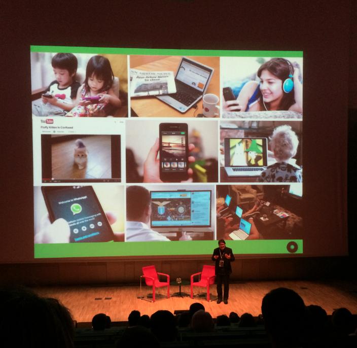 Pasarela Mobile & New Media ¿Lo digital es una especialización?