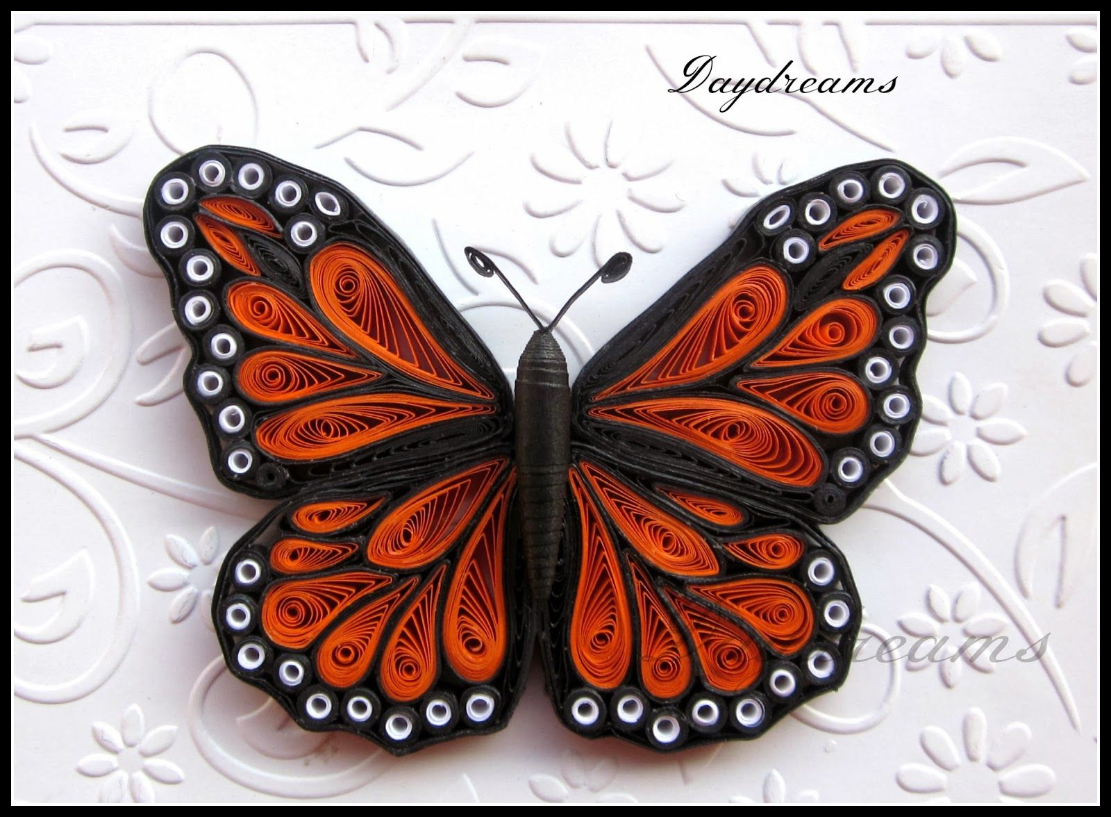DAYDREAMS Butterfly