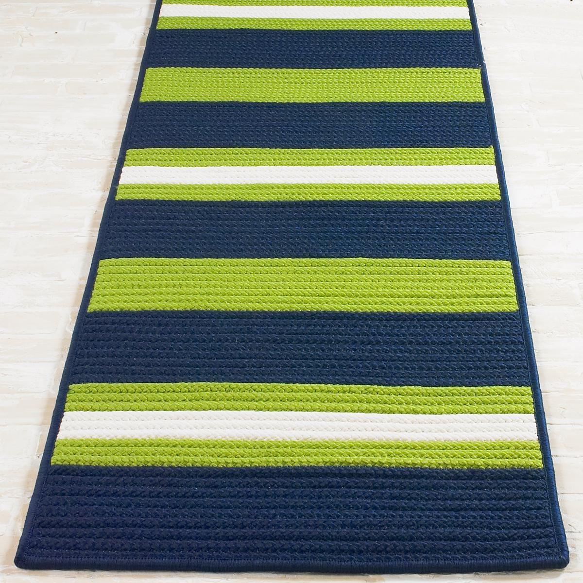 Sassy Stripes Indoor  Outdoor Rugs