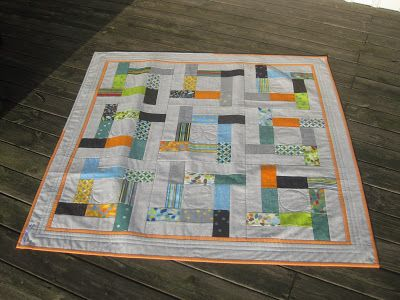 Bambisyr with its Quiltglädje! 44 x 44 Barcelona charm pack