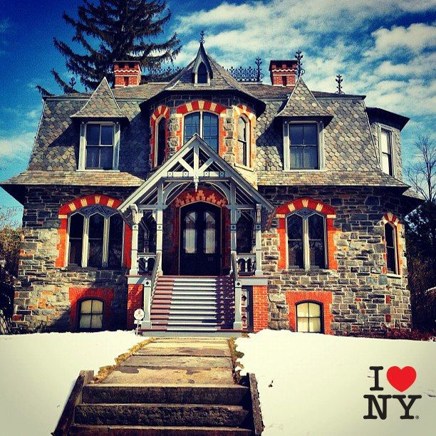 Stone House In Poughkeepsie