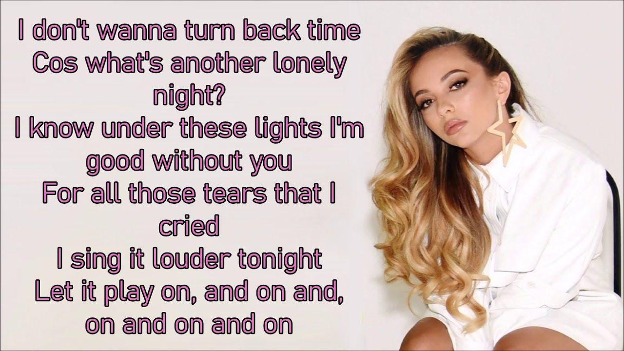 Little Mix Break Up Song Lyrics Audio Youtube In 2020 Little Mix Lyrics Little Mix Songs
