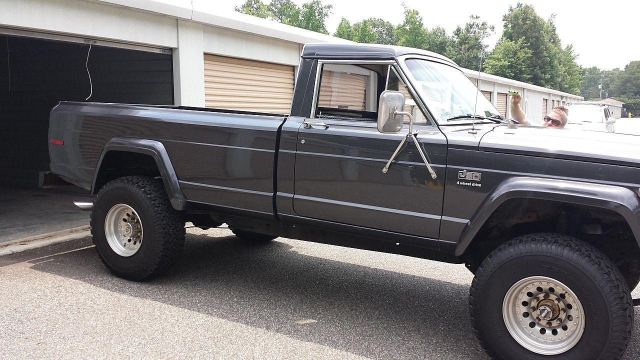 1981 Jeep Pickup for sale near Virginia Beach, Virginia