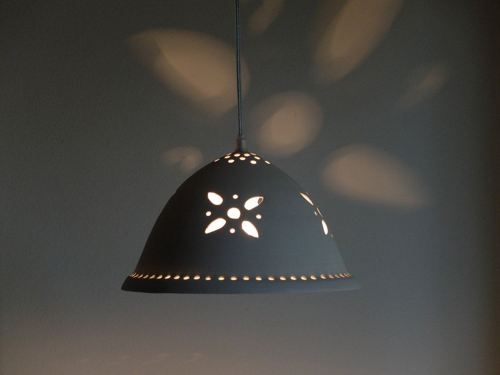 White ceramic lighting ceiling lighting hanging lights hanging 8 ceramic hanging ceramic light white color light pendant rounded cone shape arubaitofo Images
