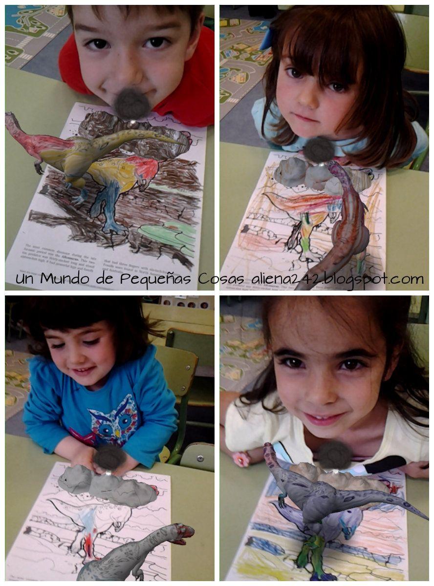 Actividad de Carolina Calvo de realidadaumentada con plantillas de la app colAR Mix y aumentadas con Quiver-3D coloring. #RA #AR #realidadaumentada #educación #infantil #innovación  #app quiver #colARMix