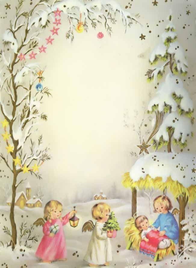 Auguri Di Natale Anni 50.Palle Di Neve Antiche Paffuta D Addobbi In Tenera Dedica Auguri