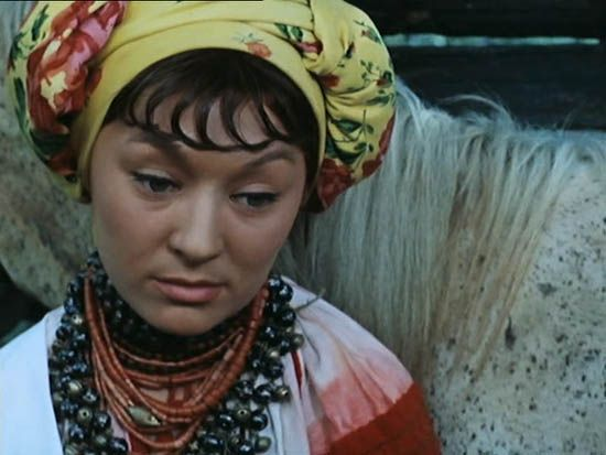 Shadows of Forgotten Ancestors (1964) Director: Sergei Parajanov  IDB: In a Carpathian village, Ivan falls in love with Marichka, the daughter of his father's killer.