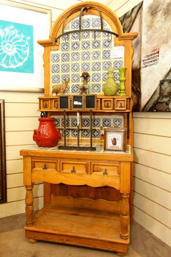 Decorative Hand Made Hutch Colleen39s Classic Consignment