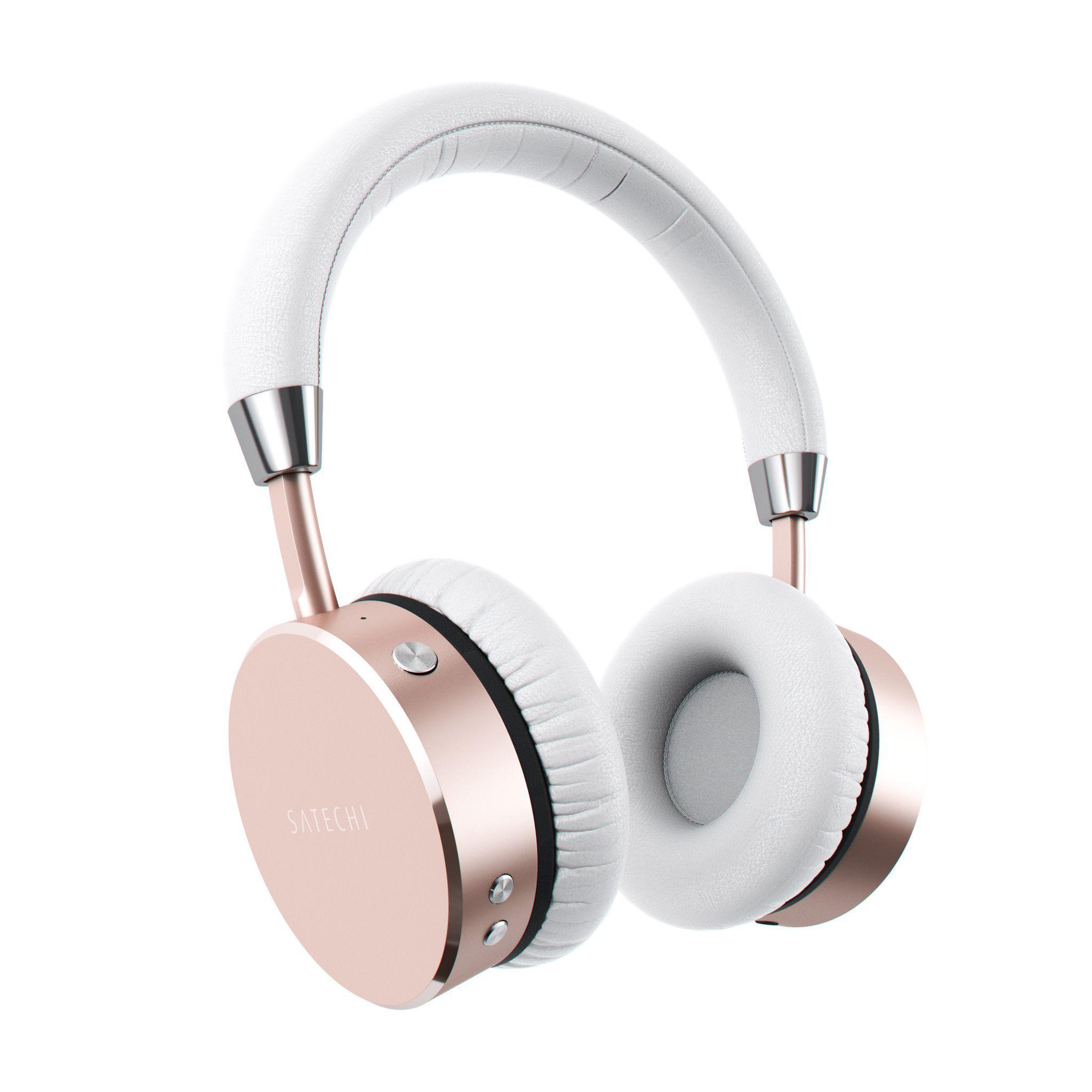 Bluetooth Aluminum Wireless Headphones Wireless Headphones Rose Gold Wireless Headphones Headphones