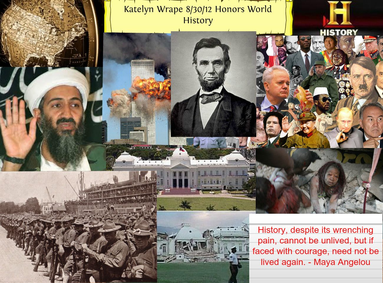 Modern World History Collage pictures - http://wallawy.com/modern ...