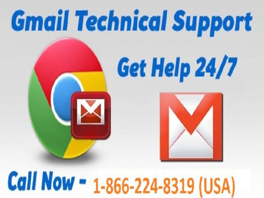 Gmail Technical Support Number 18662248319 resolves