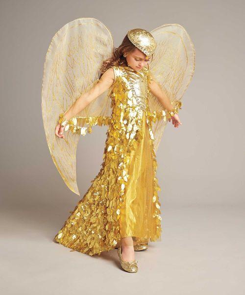 gold phoenix girls costume chasing fireflies - Halloween Costumes In Phoenix