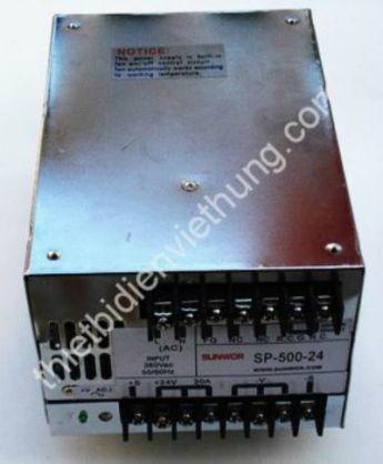 Bộ nguồn 24V-20A,500W Sunwor SP-500-24