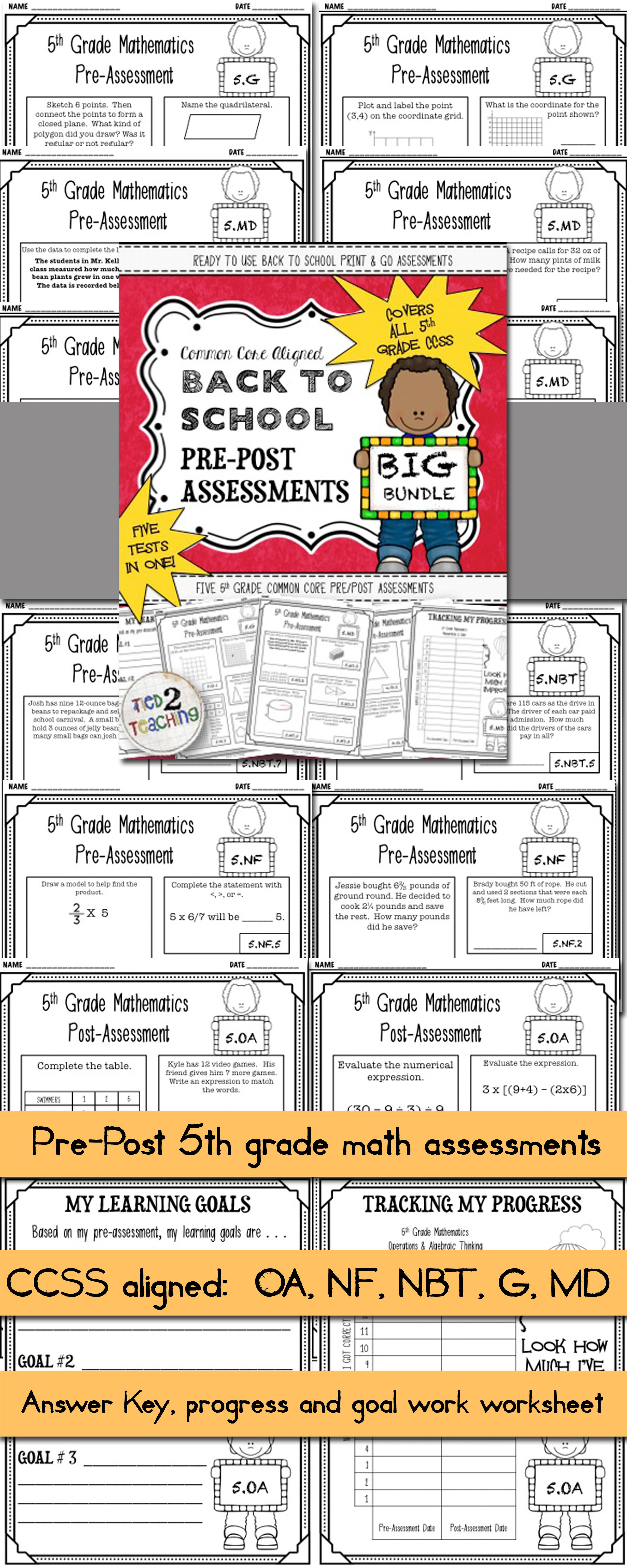 3rd Grade Common Core Mathtivities By Quotmiss Jenny And