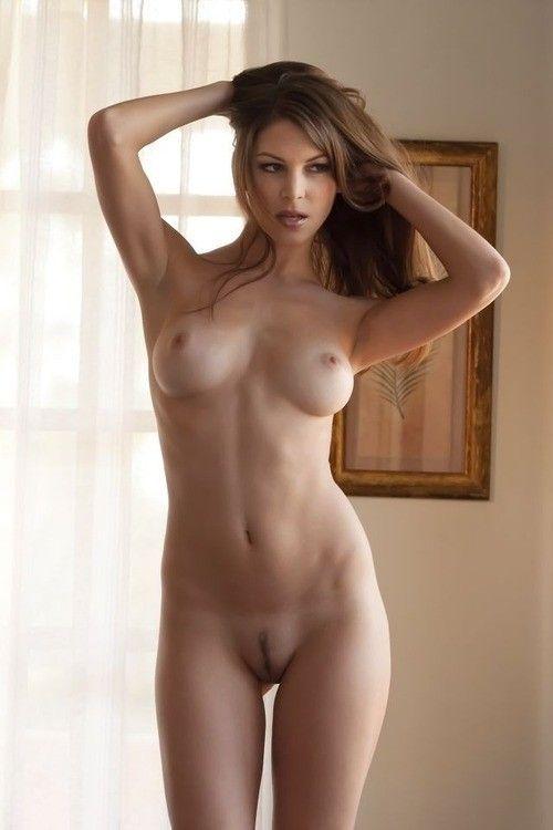 nude figure Perfect female