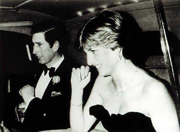 1980s Photograph - Princesslady Diana Spencer, With Prince by Everett