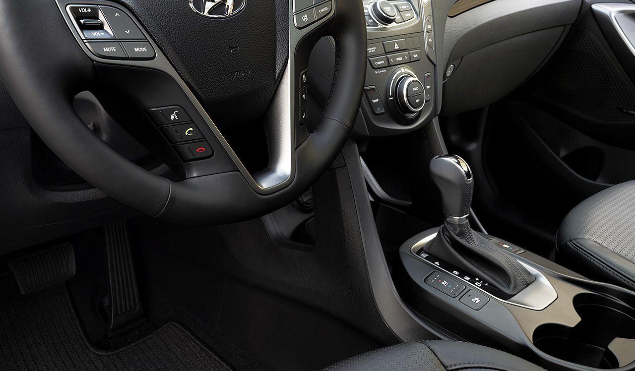 2016 Hyundai Santa Fe Sport Performance Hyundai