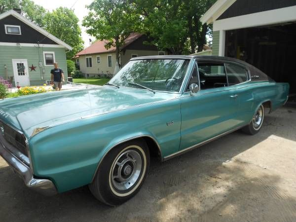 Used Classic Car For Sale in , South Dakota: 1967 Dodge Charger - Classics.VehicleNetwork.net Classified Ads