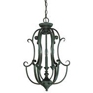 South Shore Decorating: Jeremiah 24233-MB Barrett Place Traditional Classic Chandelier CM-24233-MB