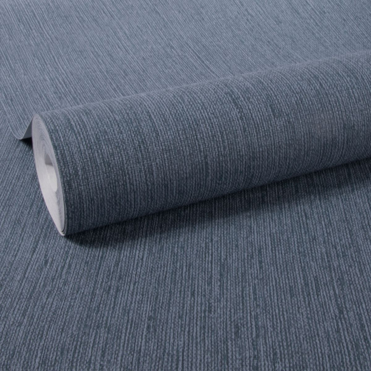 Couleur Gris Bleu Foncé wohnidee papier peint support intissé bremen gris bleu 1005