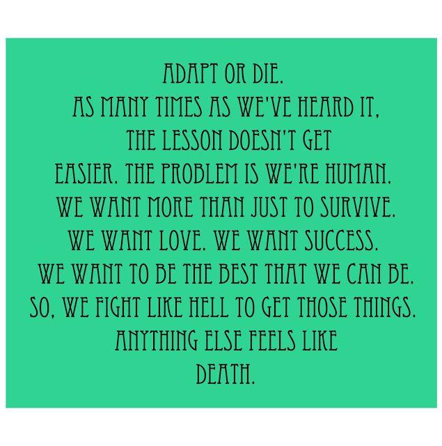 Recent Greys Anatomy Quotes