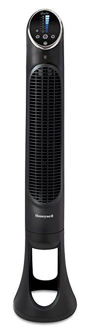 Honeywell HYF290E4 Ventilateur Tour QuietSet puissant/ultra - deshumidificateur d air maison