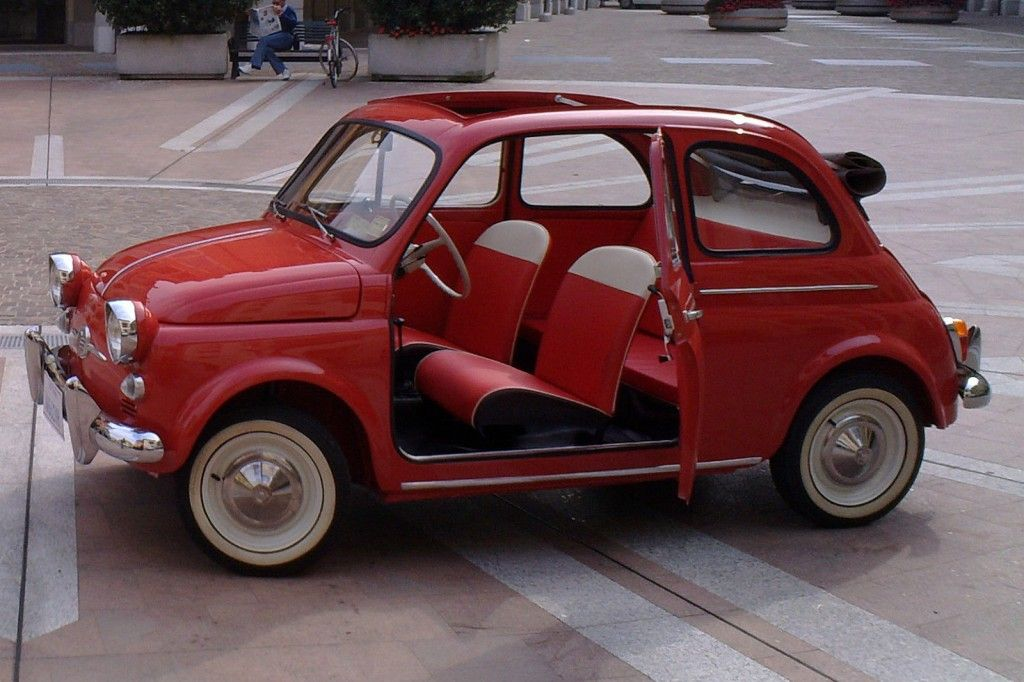 1959 Fiat 500 Normale Trasformabile | Italian cars for sale | Fiat ...