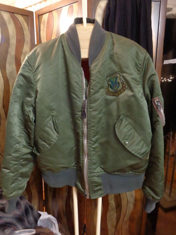 Sale Mens Corinth MA1 Flyers INTERMEDIATE JACKET by Simplemiles, $56.00