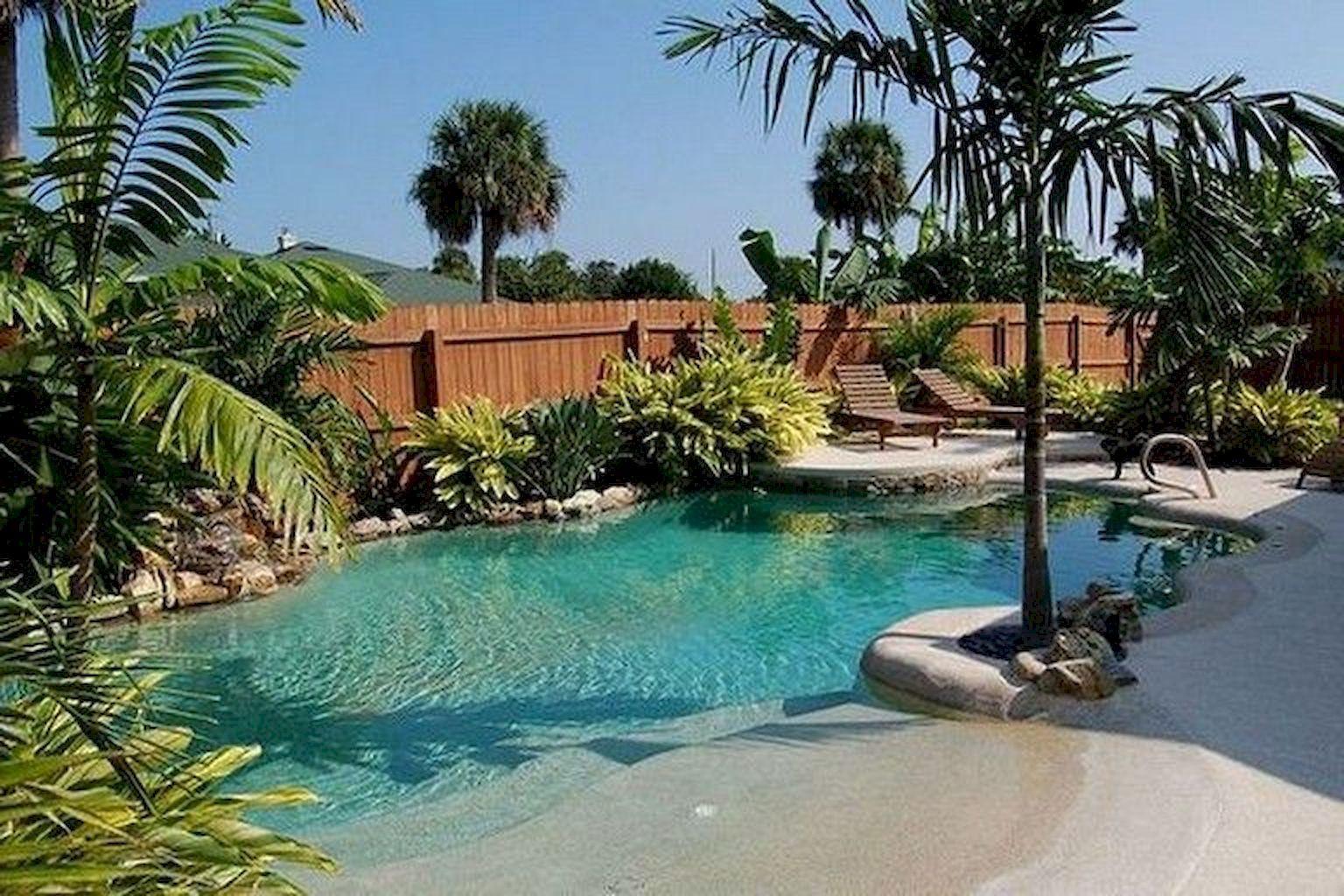 Swimming Pool Designs for Maximum Fun and Enjoyment ... on Backyard Beach Landscape Design id=36836
