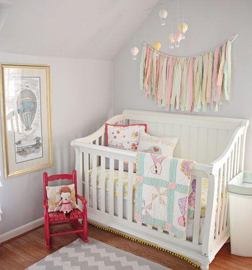 Sweet Nursery Inspiration