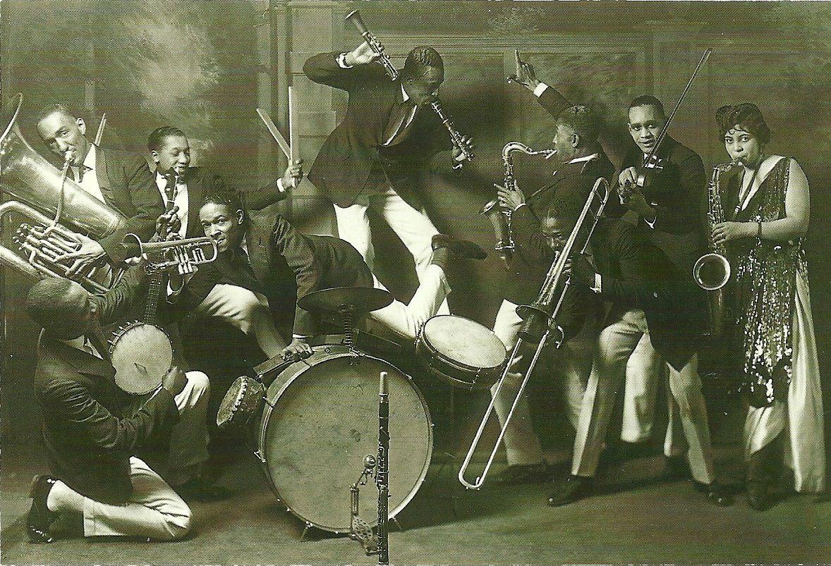 Cotton Club Band Circa S