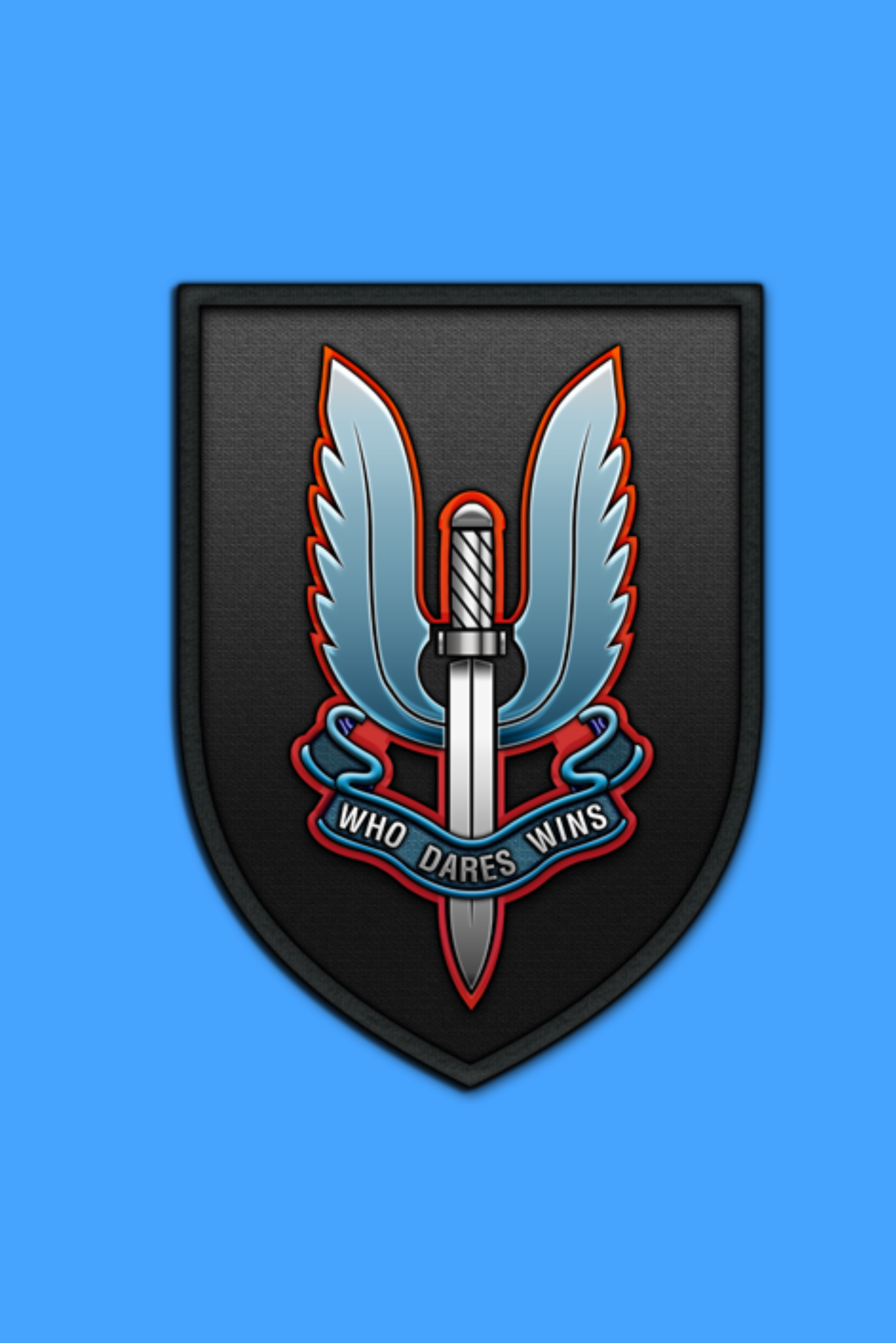 Special Air Service British army regiments, Army badge