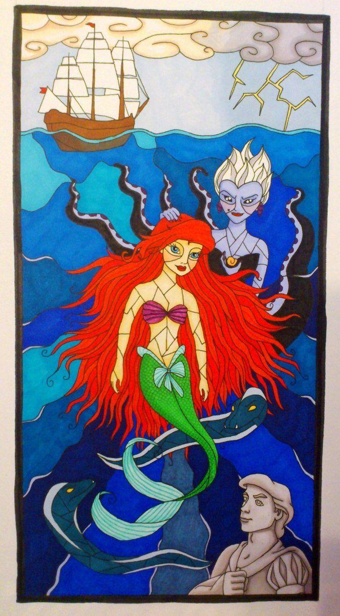 The Little Mermaid Bosewichte