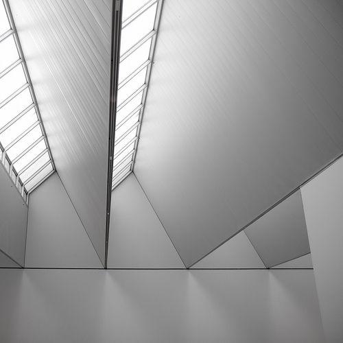 Light As Light Should Be Skylight Architecture Light Architecture Roof Light