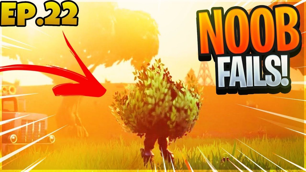 Fortnite Battle Royale Noob Fails Pt 1 Fortnite Sick Daily Game