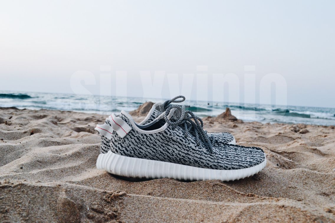 Yeezy Boost 350, shot by Silvinio Osanto
