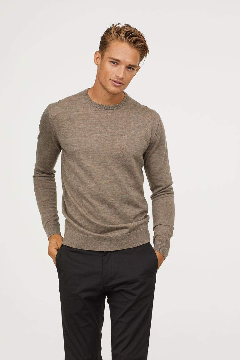 finest selection 4a453 46de2 Merino Wool Sweater | Christmas Minis 2019 Outfits in 2019 ...