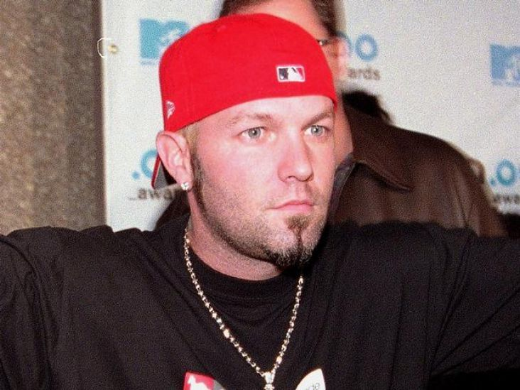 Fred Durst was in the Navy until he was 20 1444418ea1d