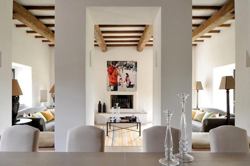 Modern Tuscan Decor Tuscan House Tuscan Style Homes