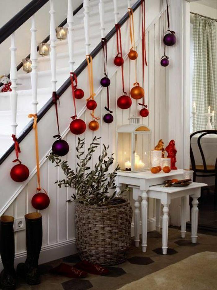 Weihnachtliche Bastelideen, wie Sie Ihr Zuhause fürs kommende Weihnachten festlich dekorieren #fensterdekoweihnachten