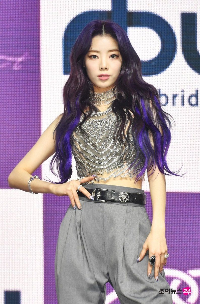 Na Go Eun (Purple Kiss)