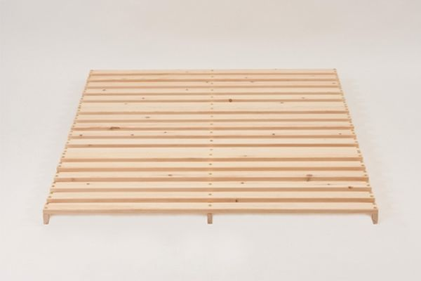 Osumi Low Level Pine Futon Bed Frame