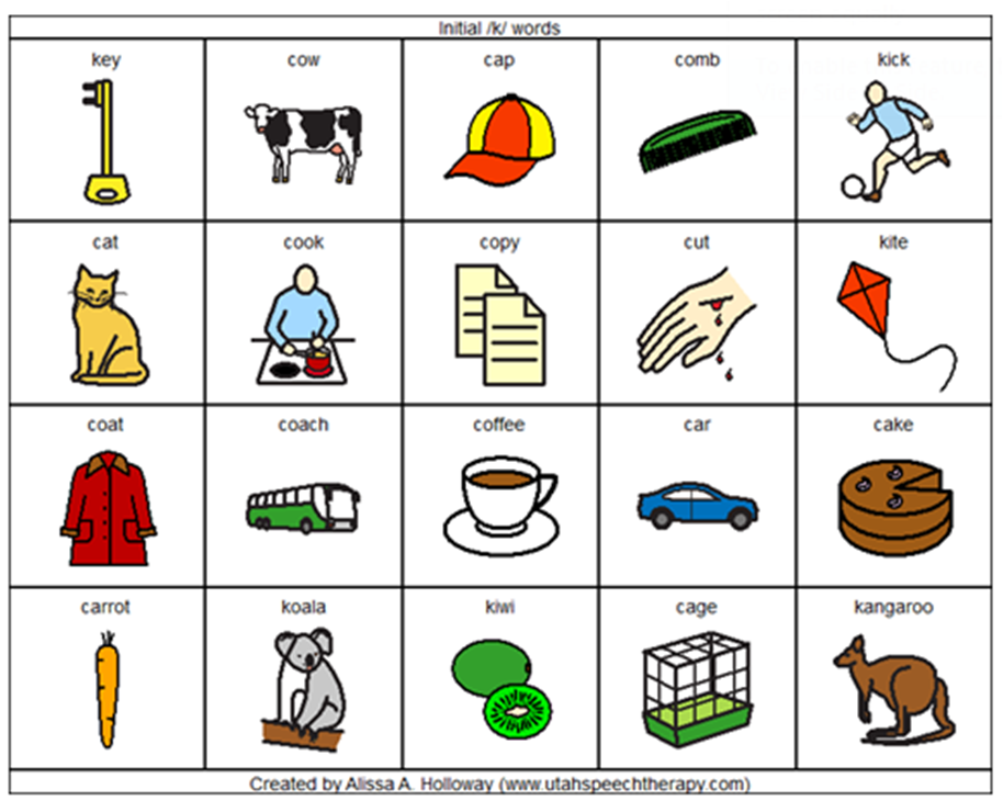 Free Speech Therapy Worksheets Resources & Lesson Plans | Teachers ...