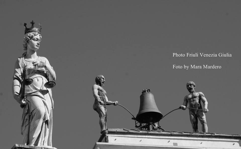 Udine piazza Libertà-foto di © Mara Mardero