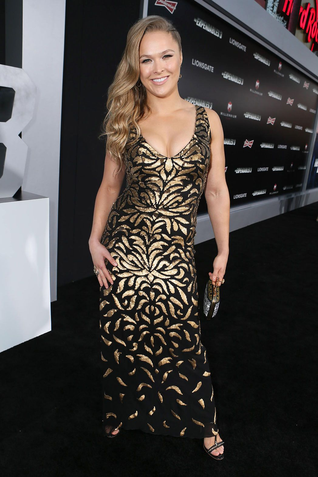 Expendables 3 Ronda Rousey Dress | Ronda Rousey mi favorita ...
