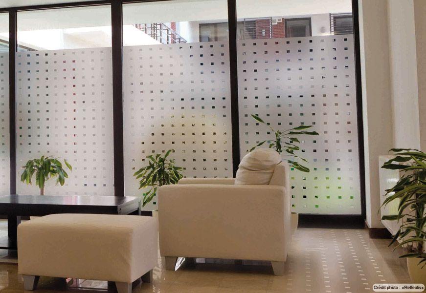 Film Decoratif A Vagues Depolies Deco 506i Film Pour Vitrage Architecte Interieur Cloison Amovible