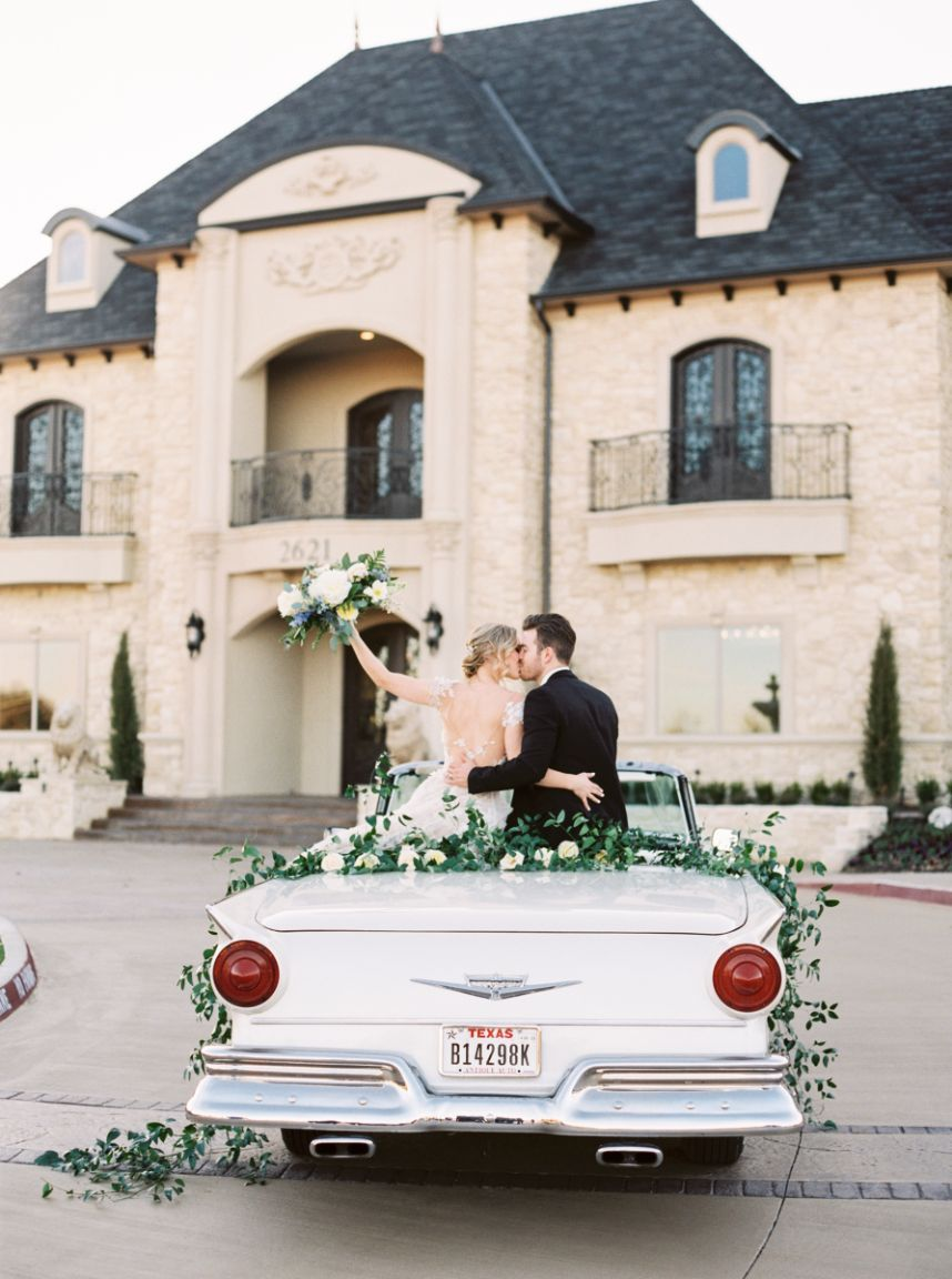 Wedding Transportation For Your Entrance Exit And Everything In Between In 2020 Wedding Transportation Wedding Exits Texas Wedding Planner