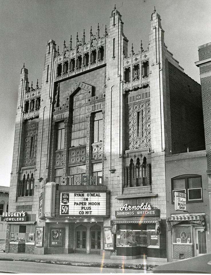 Strand Theater Council Bluffs Iowa Omaha Nebraska Council Bluffs