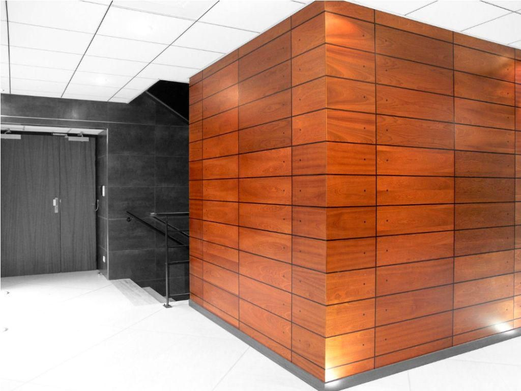 modern wood paneling google search
