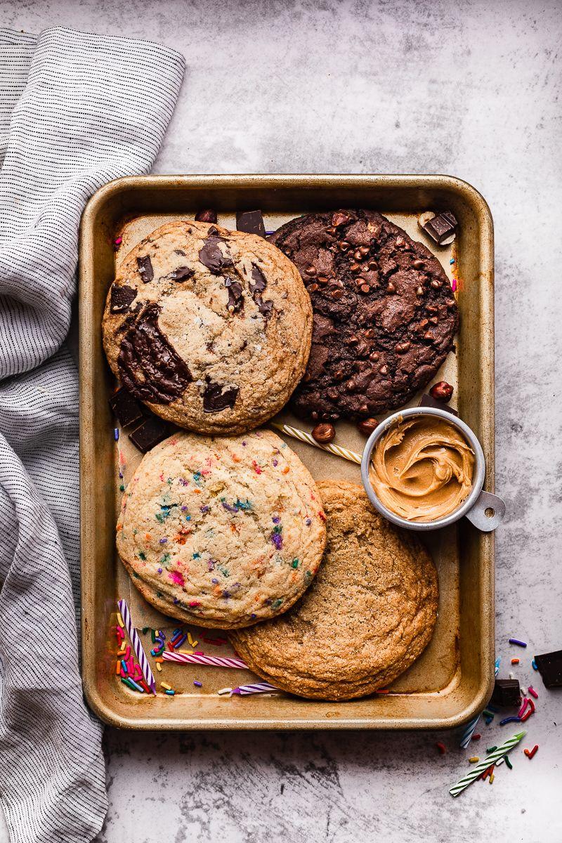Single Serve Cookie Recipes Vegan   Peanut Butter Plus Chocolate